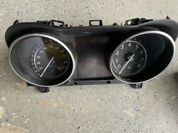 2016-2017 Jaguar F Type R Speedometer Cluster Mph With 8164 Miles Hx5310849aa