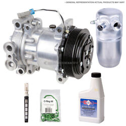 Ac Compressor And A/c Repair Kit For Toyota Highlander 2011