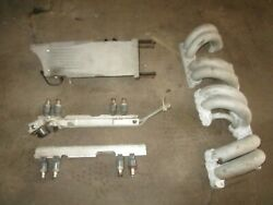 90/91 Corvette Tuned Port Injection Plenum With Runners And Fuel Rails L98