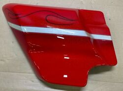Harley Cover Side Lh Tequila Sun 66612-10dem