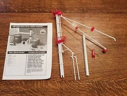 Ertl Farm Country Grain Feed Set Parts And Directions