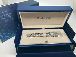 Montegrappa Game Of Thrones Winter Is Here Night King Rollerball 63/300 Le