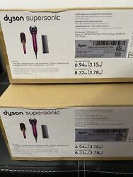 Dyson Supersonic Hair Dryer Limited Edition Gift Set - Fuchsia/nickel New Sealed