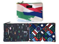 Qantas Airlines Designer Bags Pouches by Kate Spade Craig and Karl Fred Fowler $49.95
