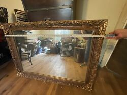 Antique Wall Mirrors Vintage