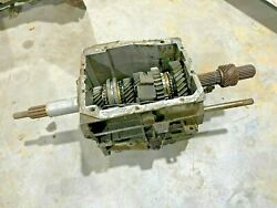 80-86 Jeep Cj T5 T-5 5 Speed Manual Transmission 6 Cylinder --- For Parts ---