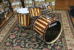 Tama Starclassic Performer 4-piece Shell Pack 8x10 9x12 14x16 Floor With 16x2