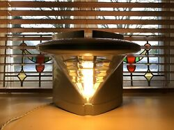 Stunning Lamp - Art Deco - Industrial - Contemporary - High Design - Space Age