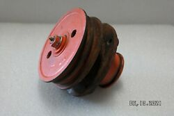Kubota L3830 L3540 L3940 Tractor Rc72-38 Mower Deck Pulley Holder Blade Spindle