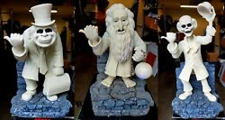 Disneyland Hitch Hiking Ghosts Big Figures Haunted Mansion - Rare So Awesome