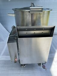 Cleveland Kgl25 25 Gal Steam Kettle/ Contact For Shipping Options