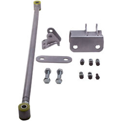 Adjustable Traction Trac Bar Bracket Kit For Chevy C10 Gmc Truck 65-72