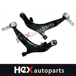 2pc Leftandright Front Lower Control Arm Ball Joint For 2004-2009 Nissan Quest