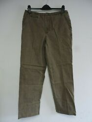 Orvis Blackthunder Miners Pants Dark Olive Size W32 L31 Dh009 Ll 07