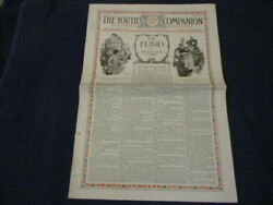 Vintage The Youthand039s Companion Magazine April 10 1919 The Fun By Bertha H Crabbe
