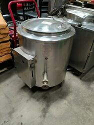Grown 20 Gallon Jacketed Steam Kettle Ae-1-20 - Commercial Cooking Equipment