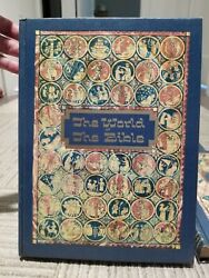 The World Of The Bible, Rare Collection Of All 5 Volumes 1965 Original Sleeves
