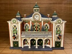 Department 56 Christmas In The City Grand Central Railway Station 58881