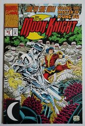 Marc Spector Moon Knight 1 Side By Side With Shang-chi Mcu Disney Plus Marvel