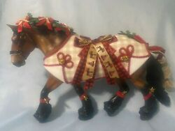 Breyer Holiday Shire quot;Yuletide Greetingsquot;