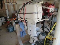 1959 35 Hp Johnson Outboard