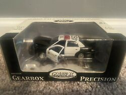 1/43 Gearbox Police Los Angles County