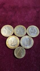 Coins Jubilee Russia Rare Lot002/02