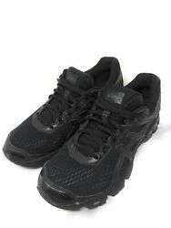 Asics Gt-1000 4 Mesh Running Shoes Womens Size 9 Black Athletic Sneakers
