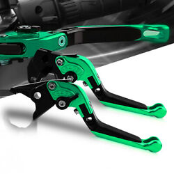 Adjustable Folding Extendable Brake Clutch Levers For Yamaha Yzf R6 1999-2018