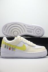 Nike Air Force 1 Shadow Se Have A Nike Day Pale Ivory Dj5197-100 Womenand039s Sizes