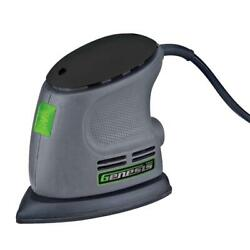 Corner Palm Sander Vacuum Port Hook And Loop System Dust Protected Power Switch
