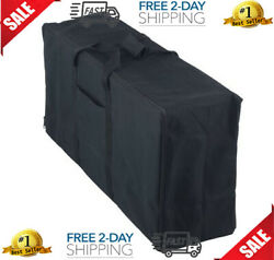 Heavy Duty Stove Carry Bag Replacement For Camp Chef 3 Burner 3 Burner Bag