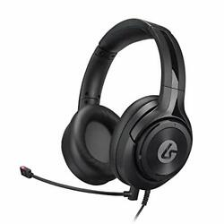 Lucidsound Ls10n Wired Stereo Gaming Headset With Mic Playstation Ps5 Ps4 Ps3...