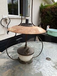 Tilley Lamp Kl80 Paraffin Oil Paraffin Pressure Lamp With Gallery Harp No Globe