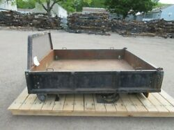 6.5 Ft X 64 Flatbed Small Truck 185827