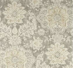 5 Yds Magnolia Home Fabric Belmont Mist Cotton Duck Drapery Upholstery