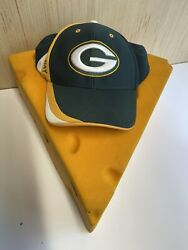 Foamation The Original Green Bay Packers Wisconsin Foam Cheese Head And 47 Brand