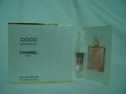 Coco Mademoiselle By 4 Fresh Spray Samples In Edp