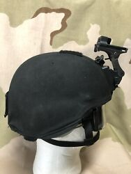 Msa Ach Combat Helmet Mich 2000 Ops Core Dial Wilcox Lbt Cover Special Forces Sf