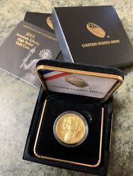 2015 United States Mint American Liberty High Relief Gold Coin