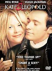 Kate and Leopold DVD 2002 FREE SHIPPING AFTER 1ST $1.29