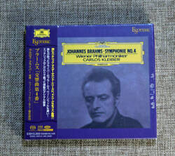 Esoteric Sacd Unopened Kleiber Conducting Brahms Symphony No. 4