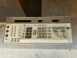 Agilent Hp 8662a Synthesized Signal Generator Opt 001 003 10khz-1280 Mhz