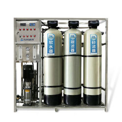 Stainless Steel Ro Purifier Filter Plant For Drinking Water Treatment Equipment