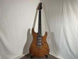 schecter Nvdx 180515 6 String Electric Guitar Made In Japan