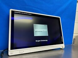 Stryker Visionpro Synk Wireless Led Display Monitor W/ Power Adapter