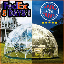 2021 Bubble Tent Inflatable Camping Dome 3m Clear Outdoor Transparent Pvc Cover