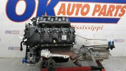 5.0 Coyote Engine 4x2 6r80 Transmission Pullout Drop Out 2014 Ford F150 Gen 1
