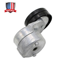 Belt Tensioner Assembly Fit For 2002-2007 Jeep Liberty Cherokee 2.5l 2.8l Diesel