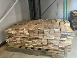 Mixed Hardwood Planks For Shiplap, Diy, Wall Paneling And Much More Bulk Deal